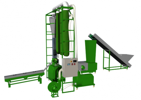 Pellet Production Machinery